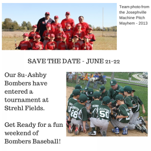 Save the Date June 21-22