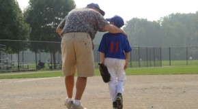 Being the best baseball parent