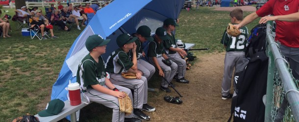 9u – July 11-12 Tournament Roster